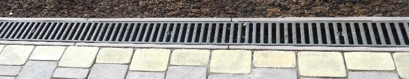лоток бетонный водосточный